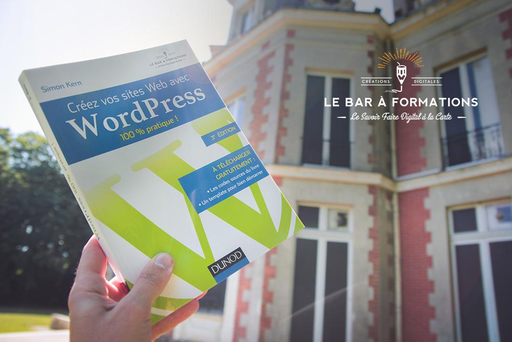 Site Livre WordPress Nantes
